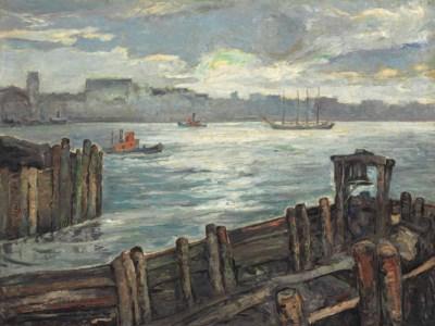 Palmer Cole Hayden (1890-1973)
