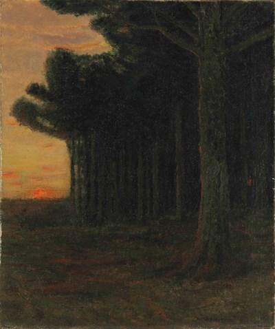 Charles Warren Eaton (1857-193