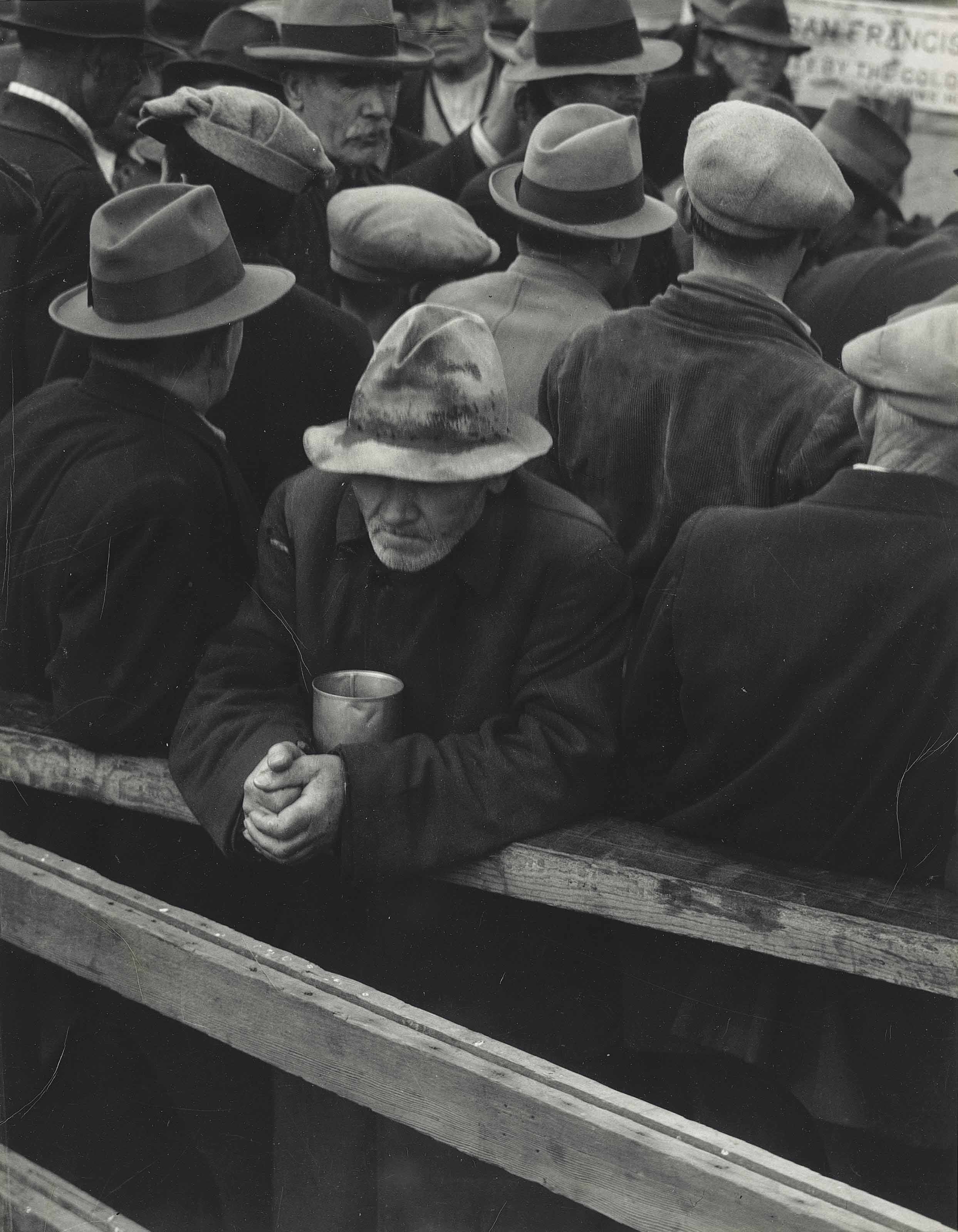 White Angel Breadline, 1933