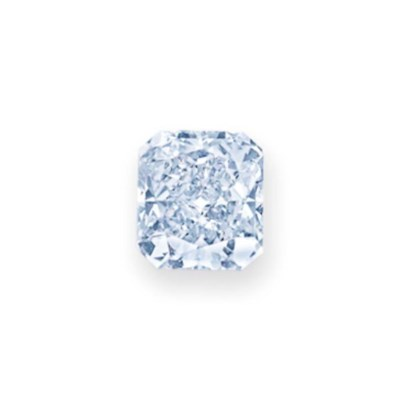 A RARE COLORED DIAMOND AND DIA