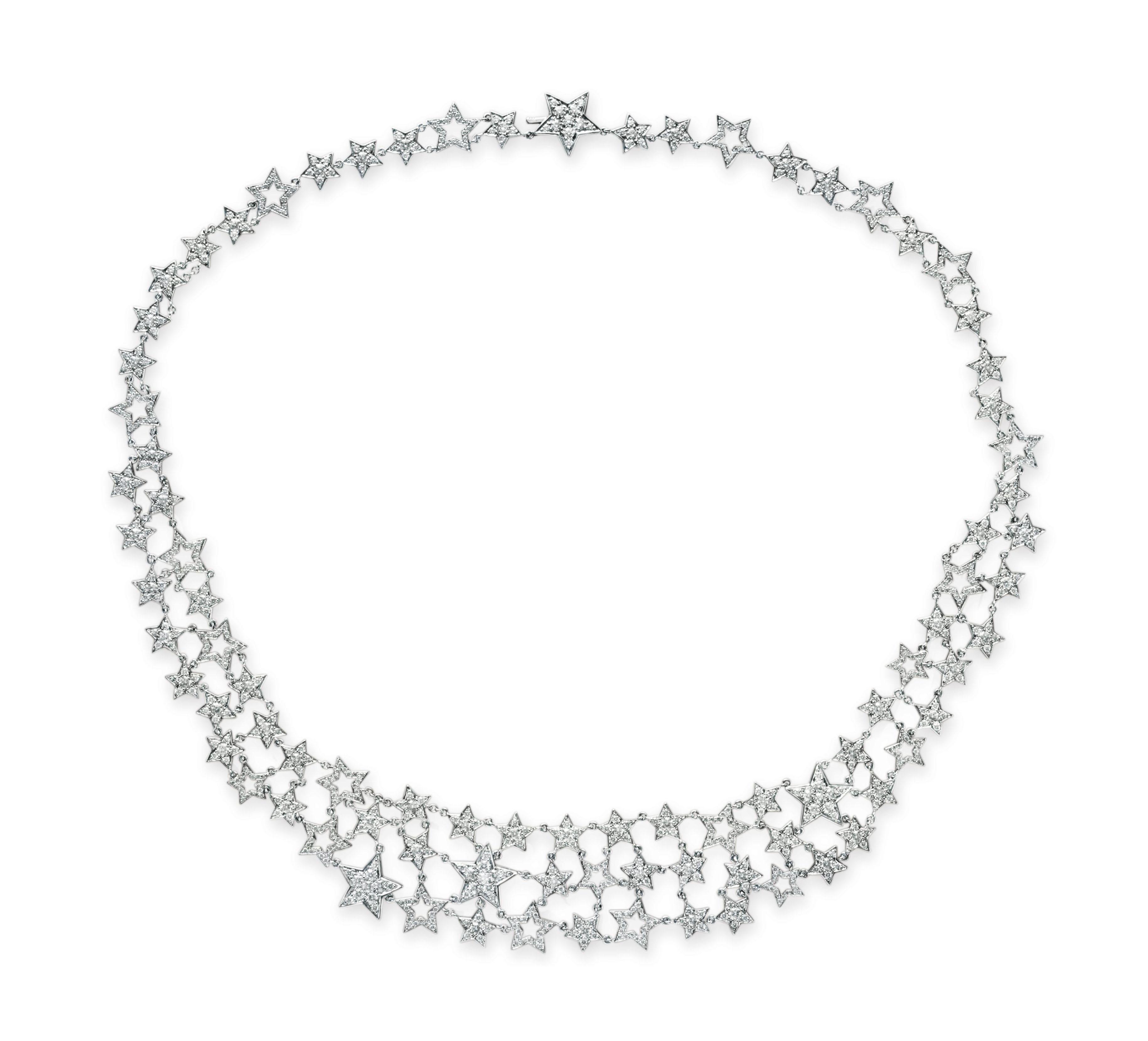 A DIAMOND NECKLACE, BY TIFFANY & CO.