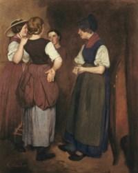 Les Récits de la Grand-Mère Salvan (Les trois soeurs de Courbet)
