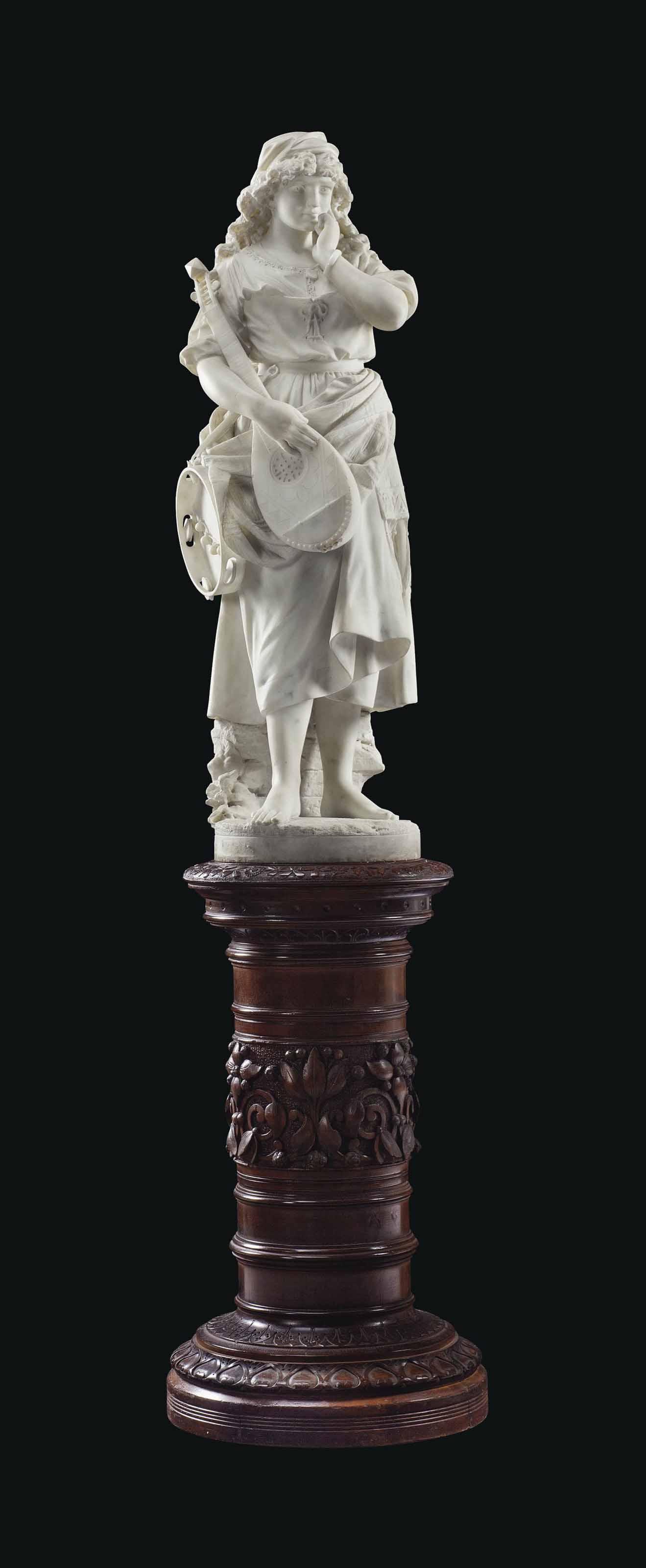 Eduardo Giolli (Italian, 19th Century)
