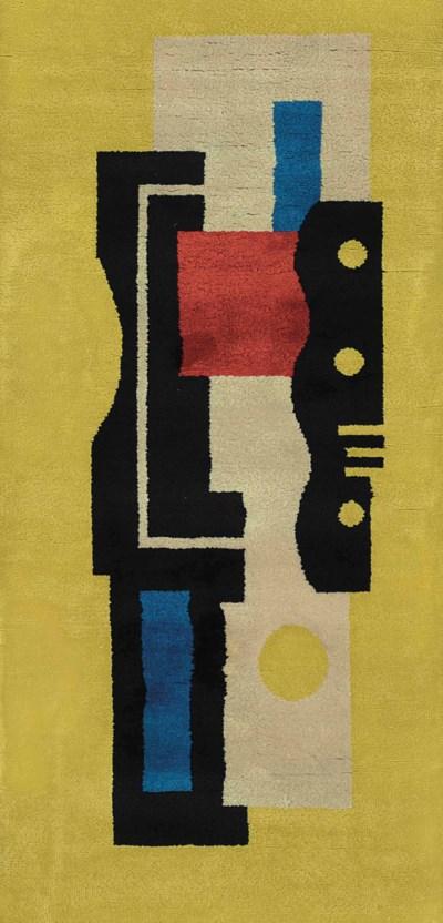 After a design by Fernand Lege