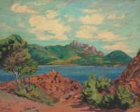 La Baie d'Agay