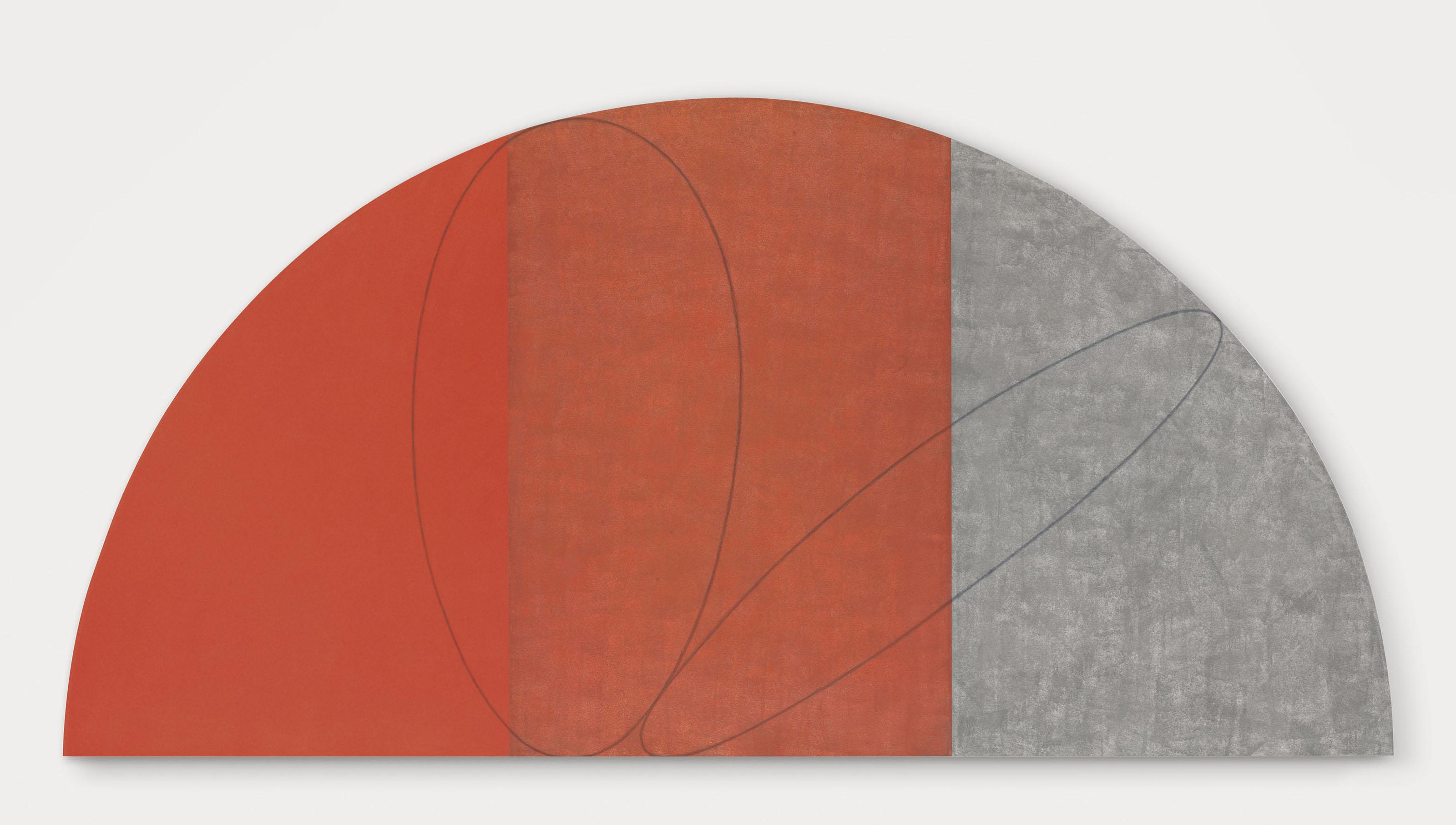 Curved Plane/Figure VII