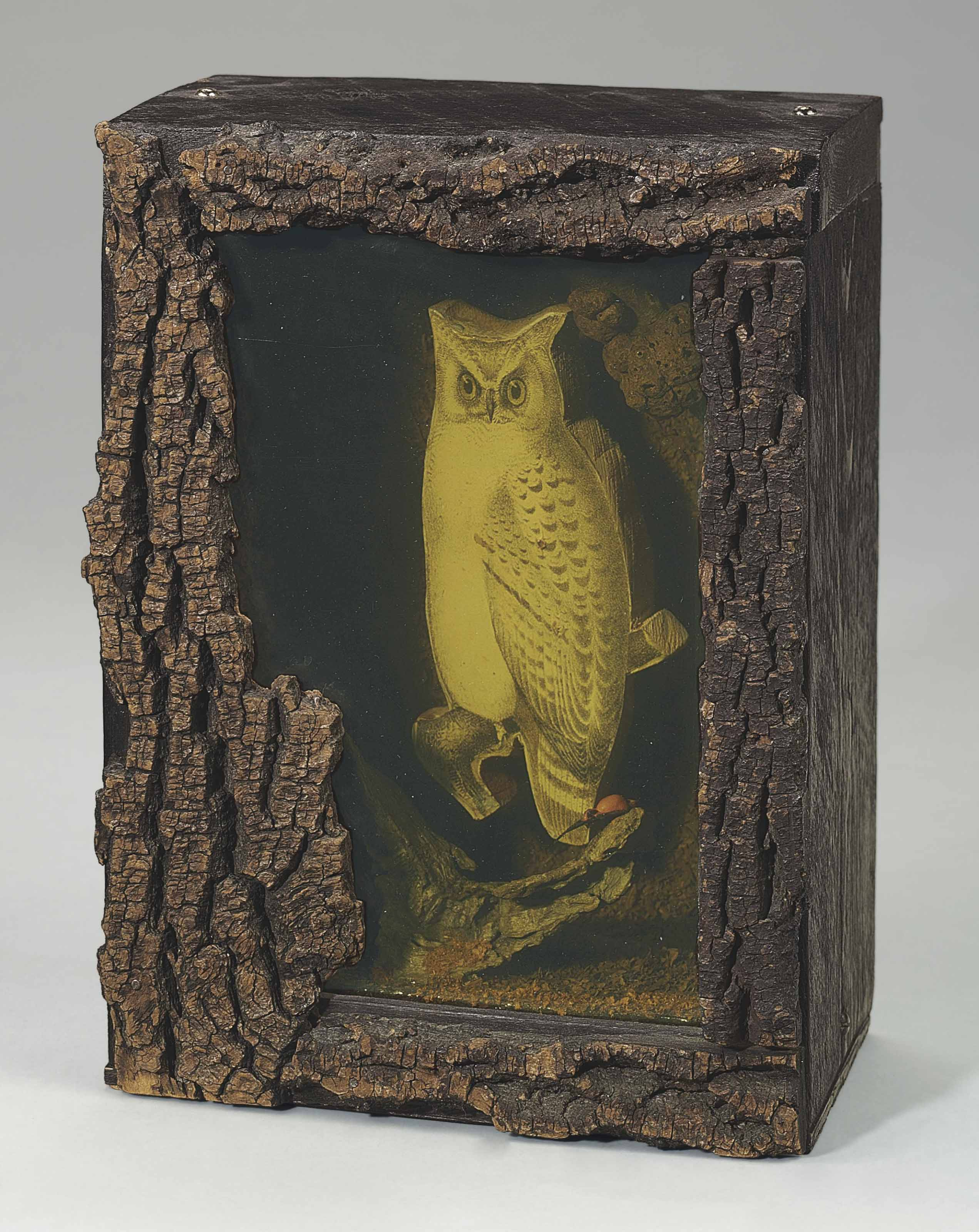 Untitled (Owl Habitat)