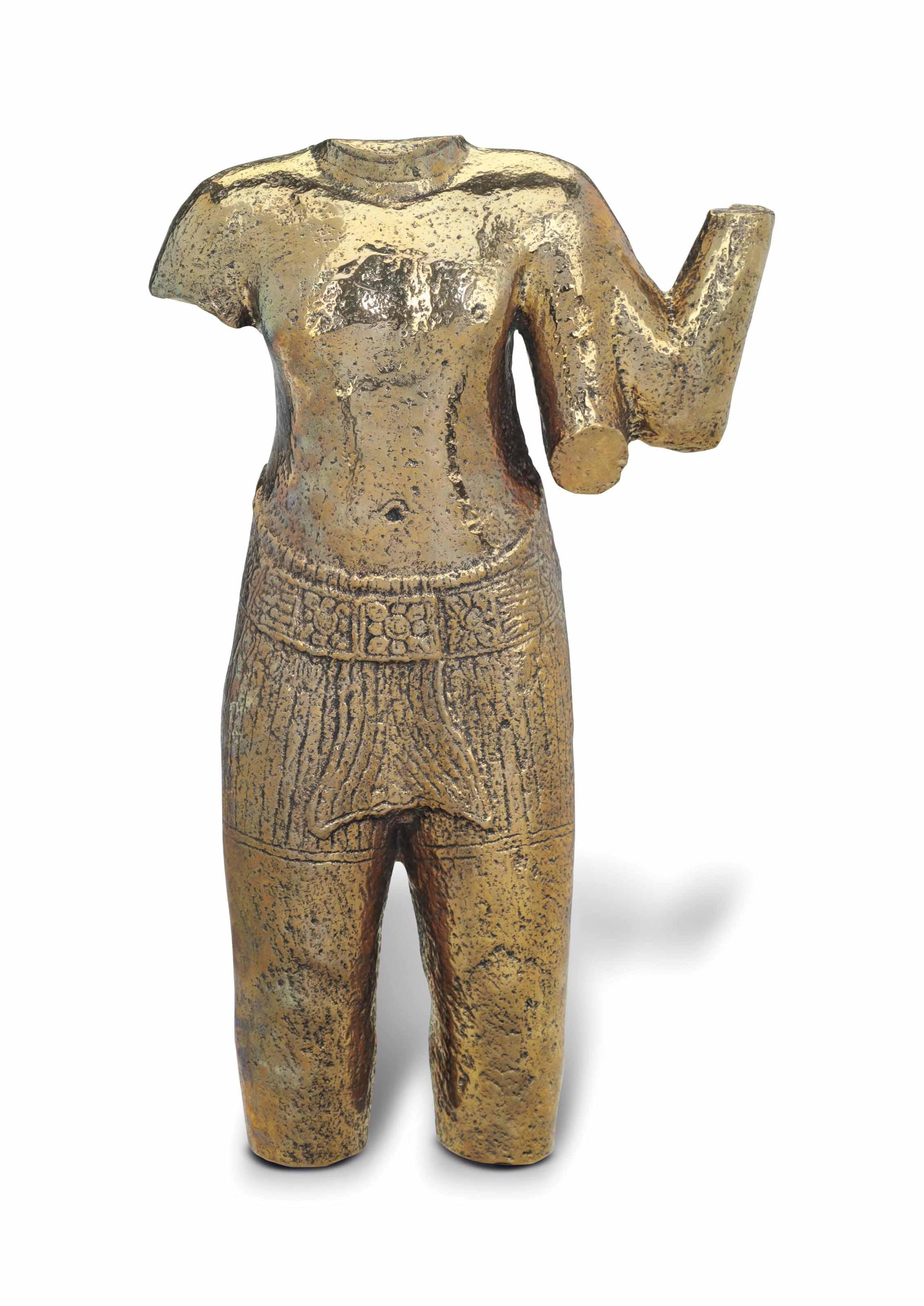 Khmer Torso