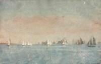 Gloucester Harbor, Fishing Fleet