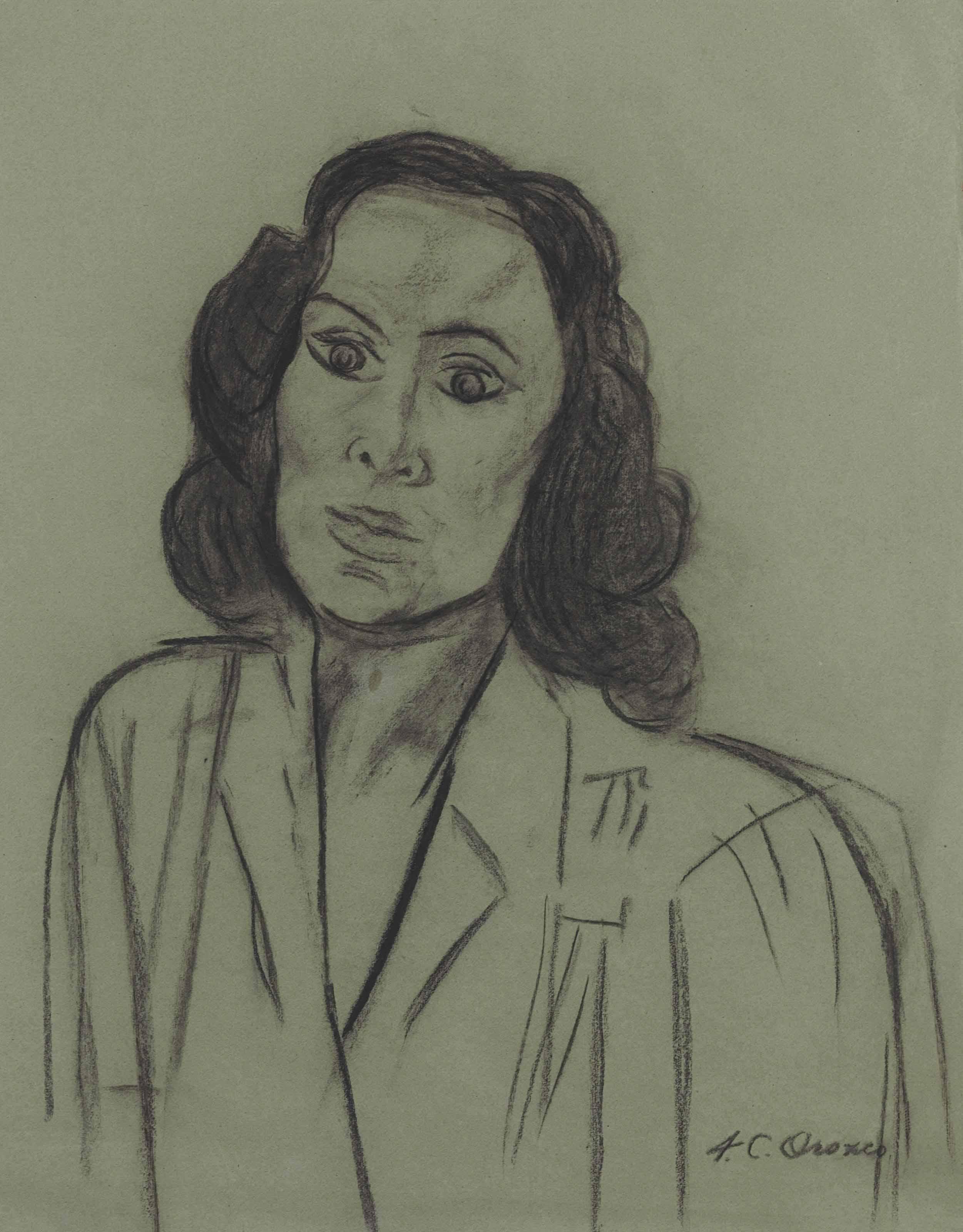 Portrait of Dolores del Río