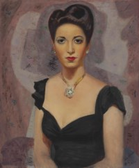 Portrait of Fina Gómez