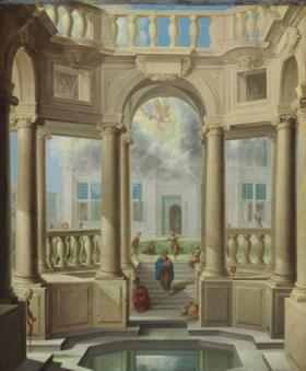 Dirck van Delen (Heusden, near 's-Hertogenbosch, 1604/5-1671