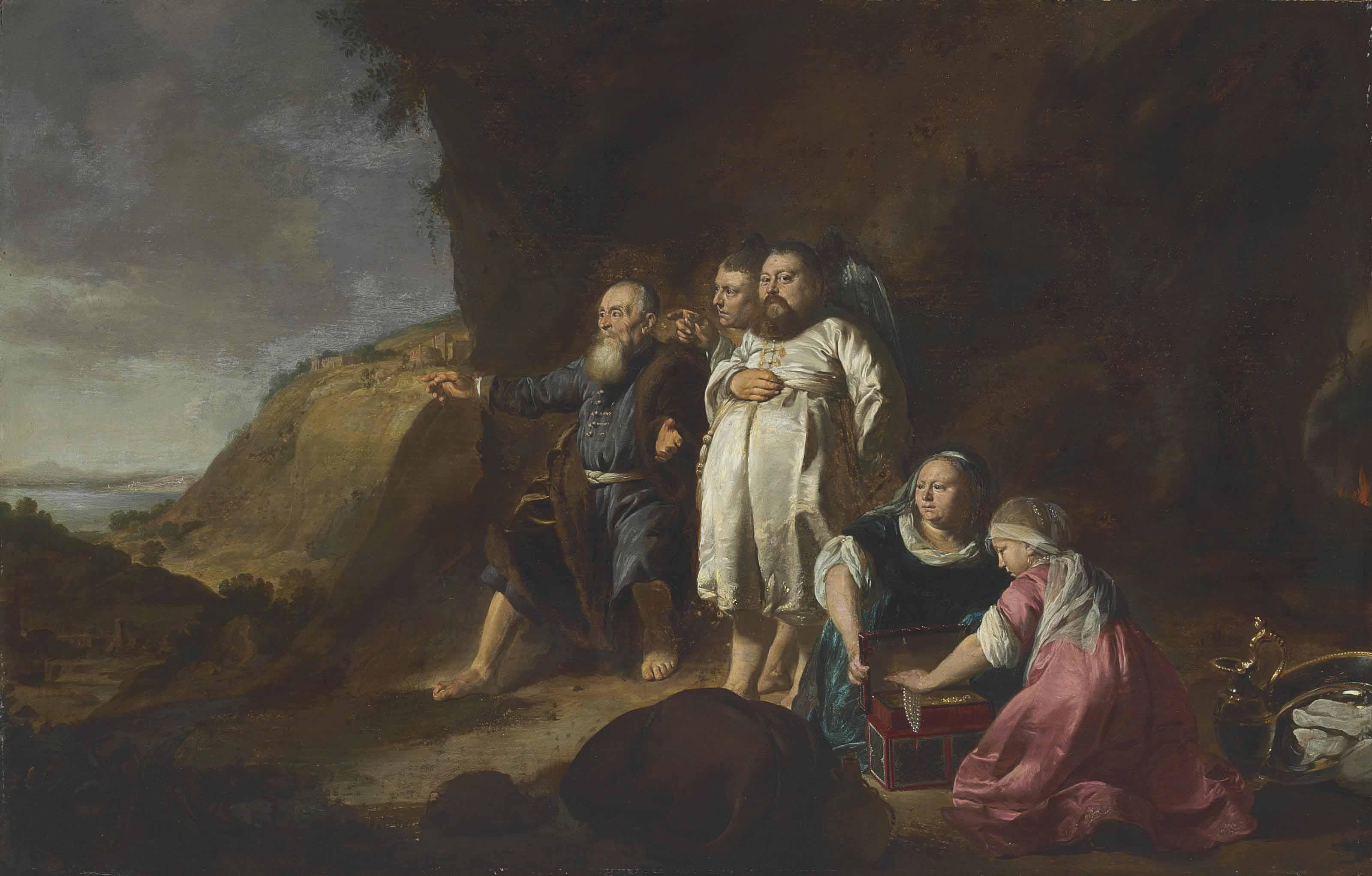 Thomas de Keyser (?Amsterdam 1