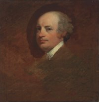 Portrait of Counsellor John Dunn, half-length