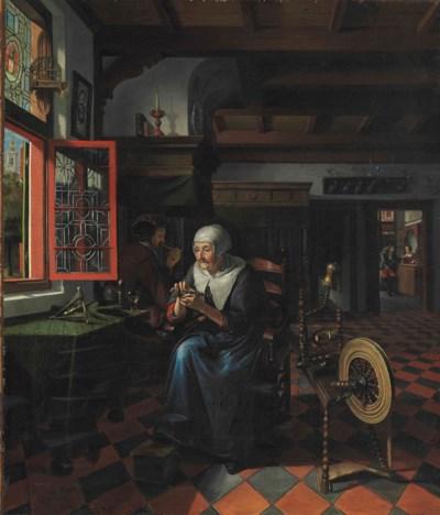 Matthys Naiveu (Leiden 1647-c.