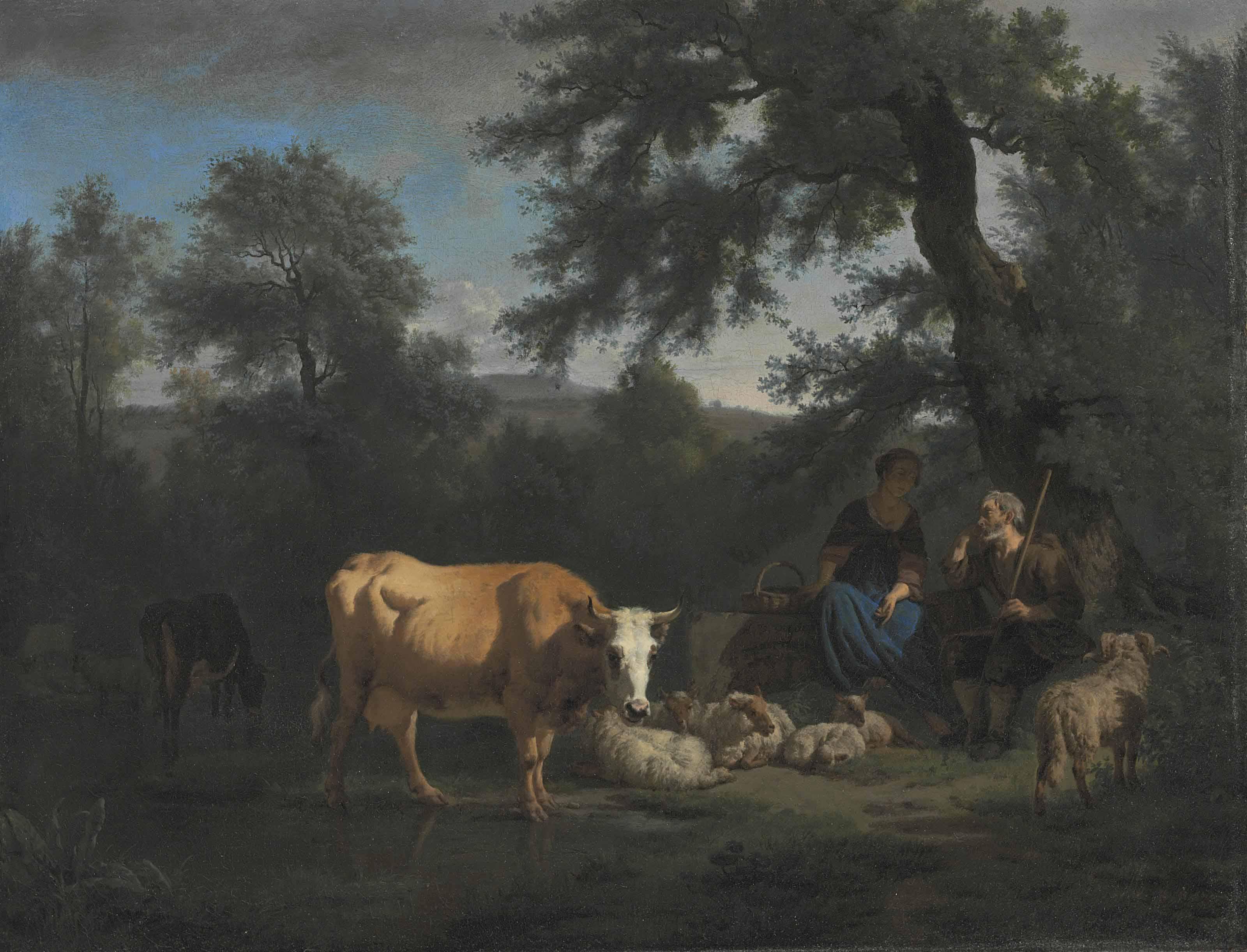 Adriaen van de Velde (Amsterda