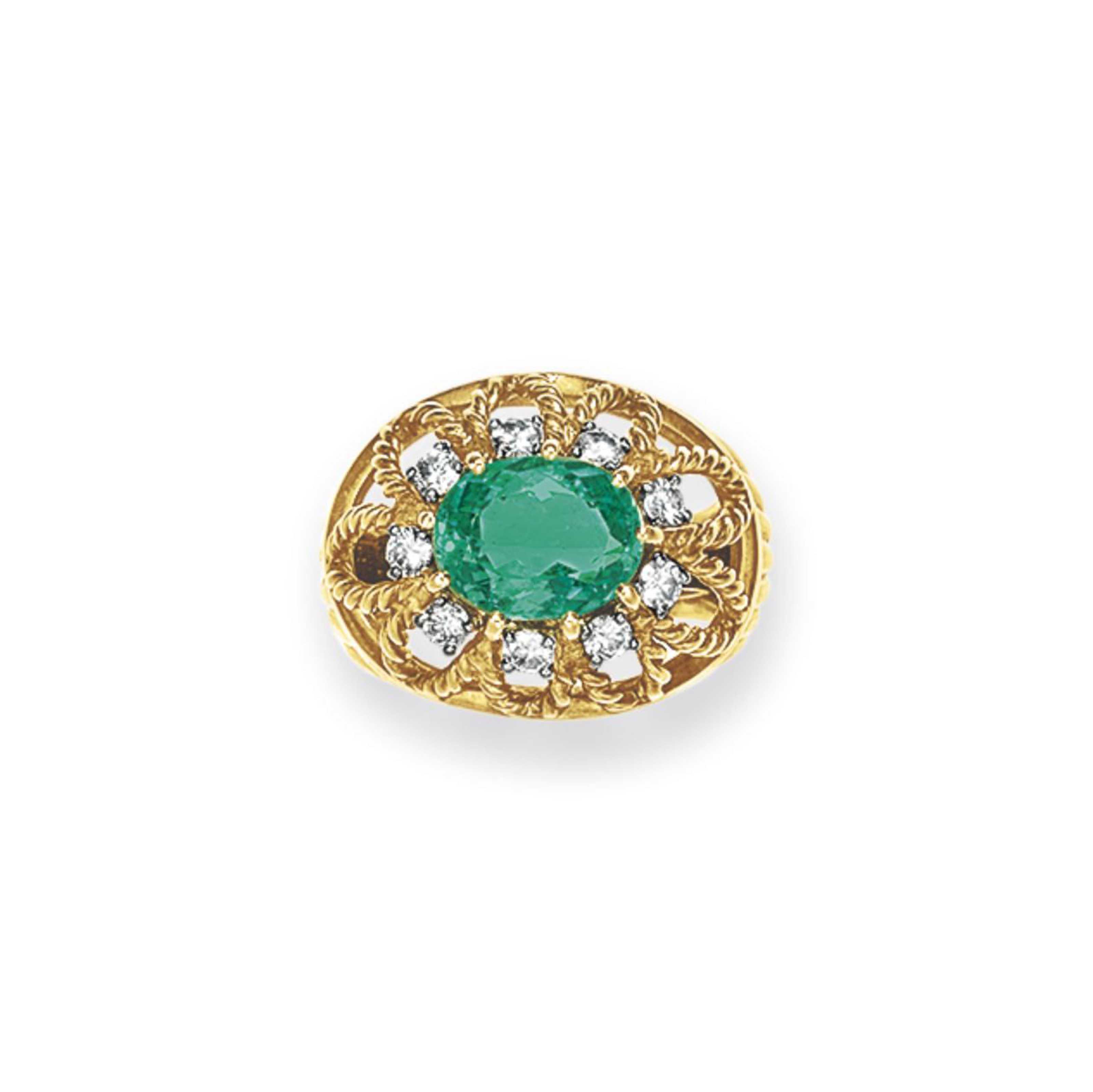 Diamond Ring Yard Sale