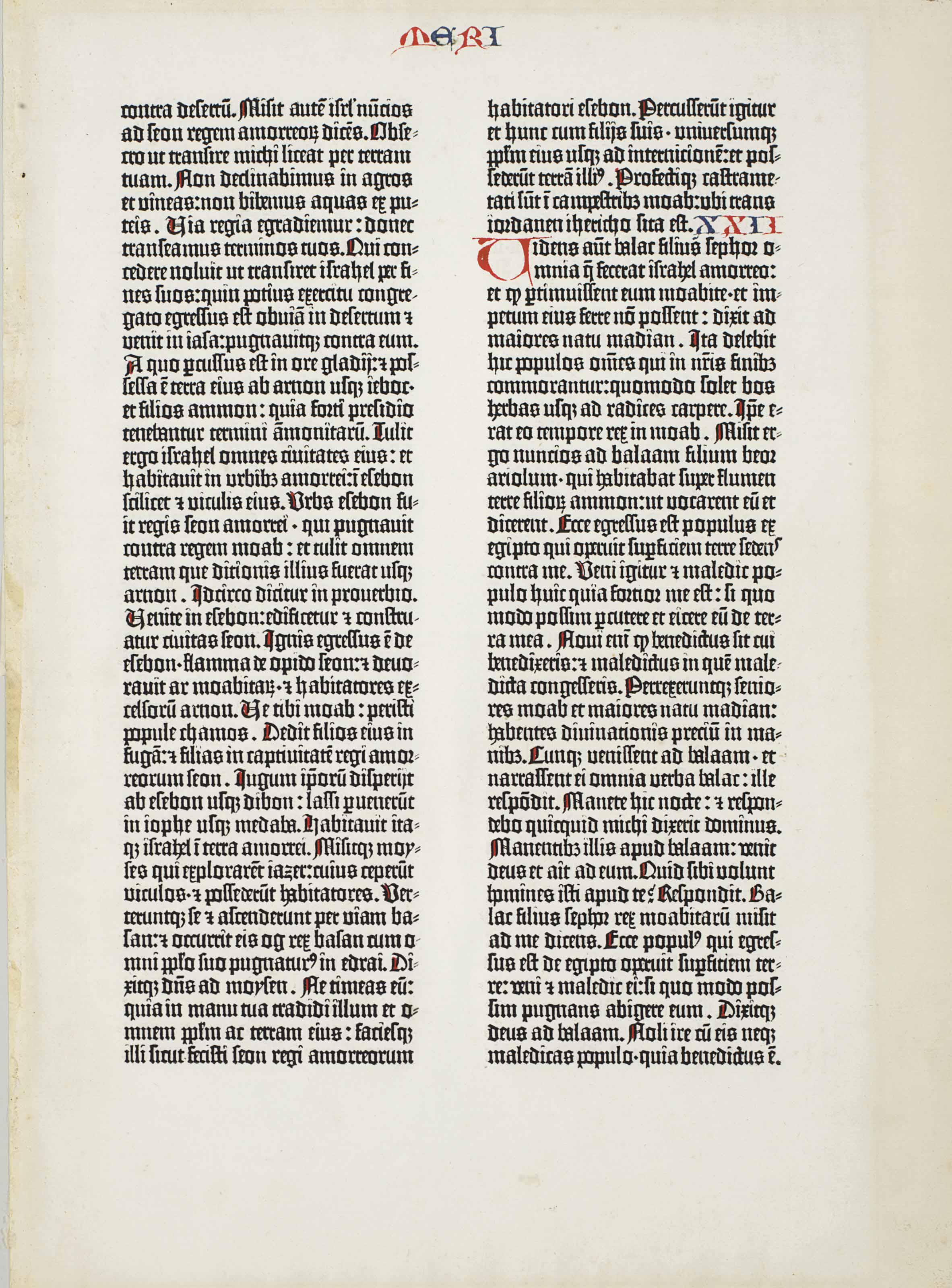 Gutenberg Bibles