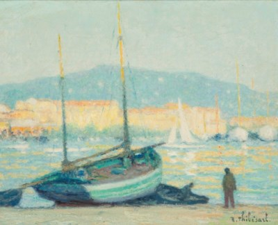 Raymond Thibésart (French, 187