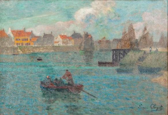 Eugène Chigot (French, 1860-19
