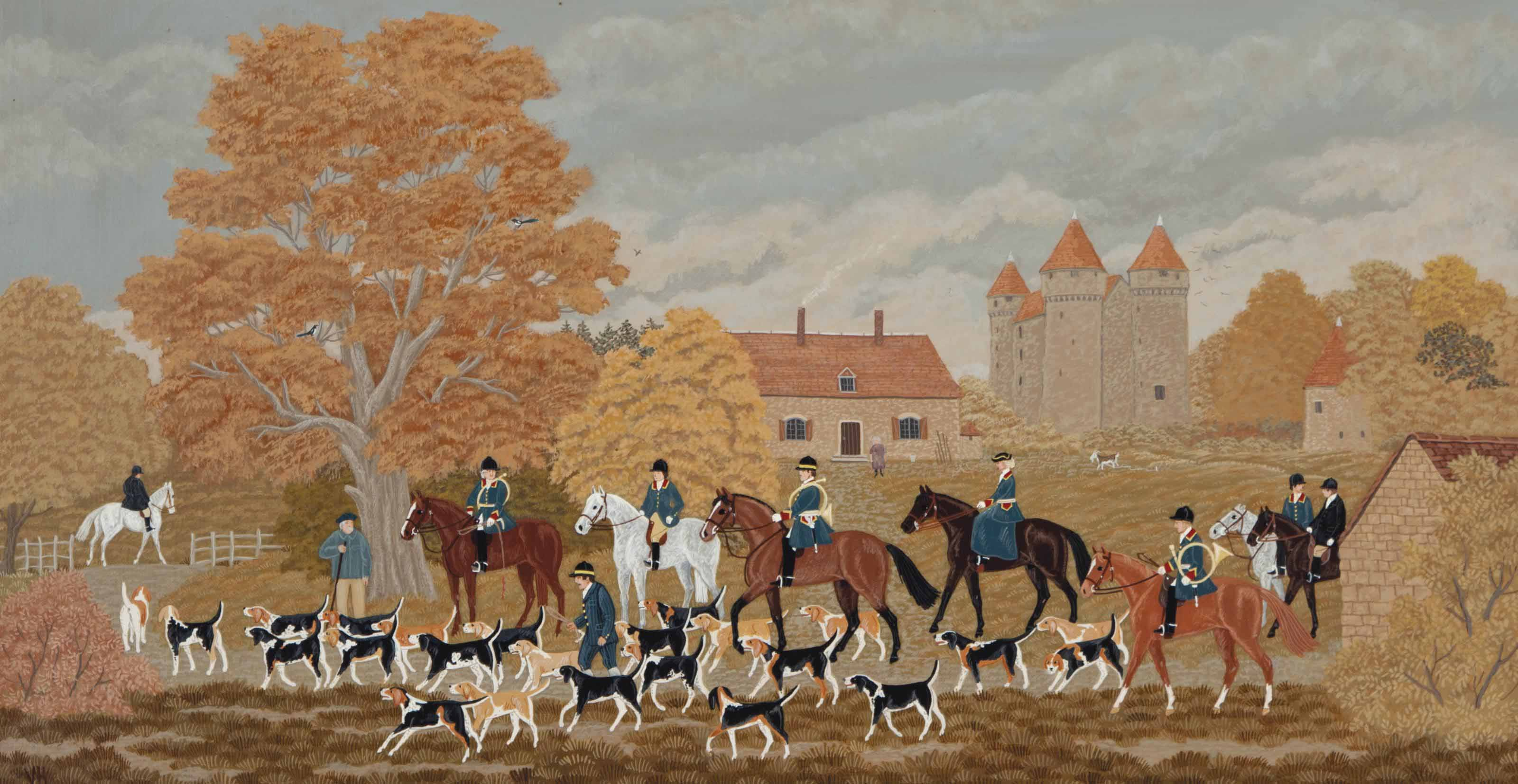 The Foxhunt