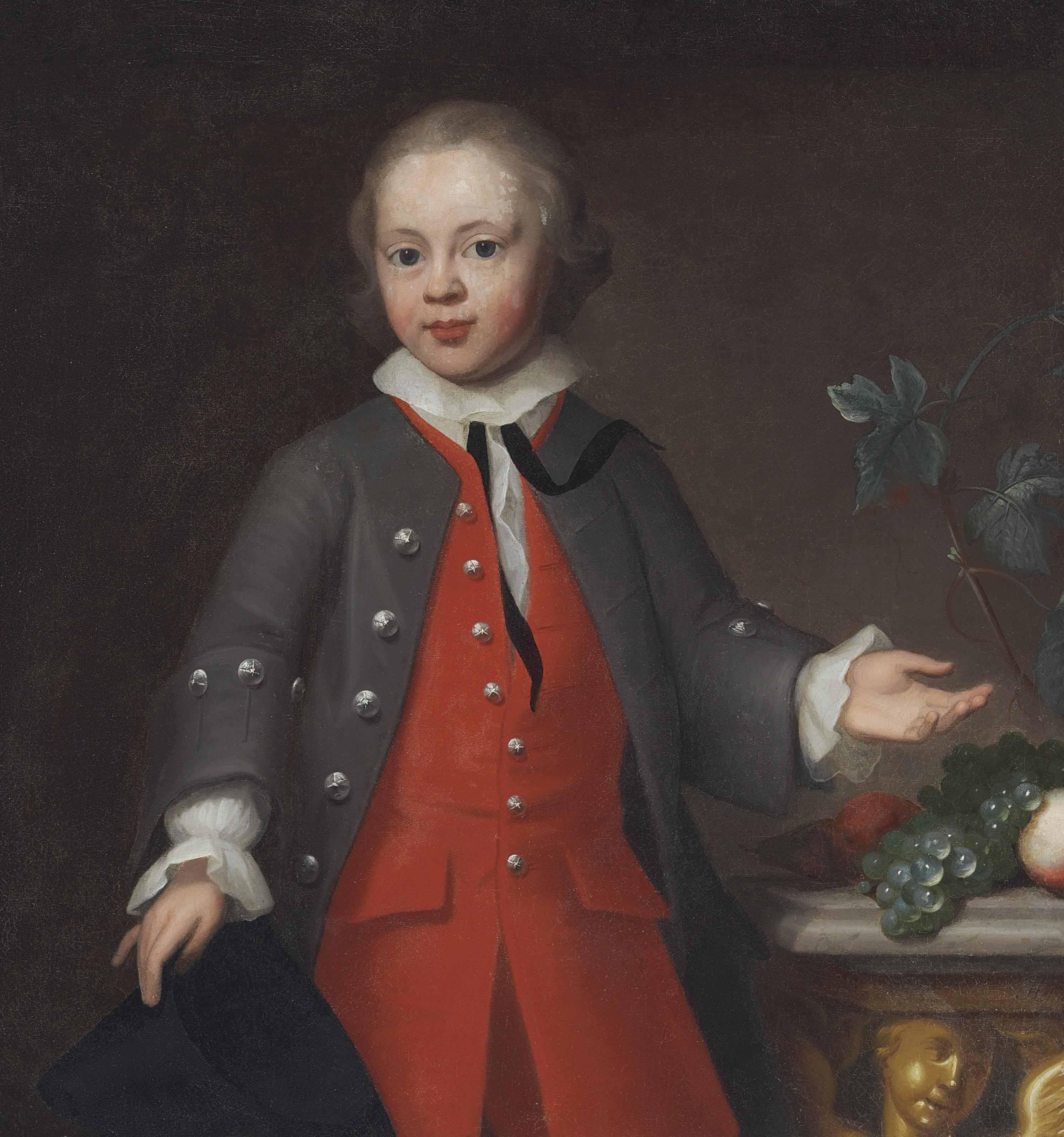 John Theodore Heins (German c.