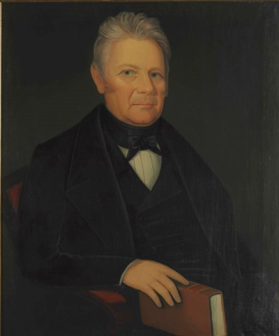 Ammi Phillips (American, 1788-