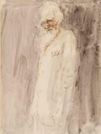 Portrait of George Bernard Shaw