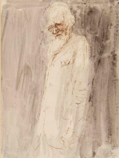 Felix Topolski (Polish, 1907-1