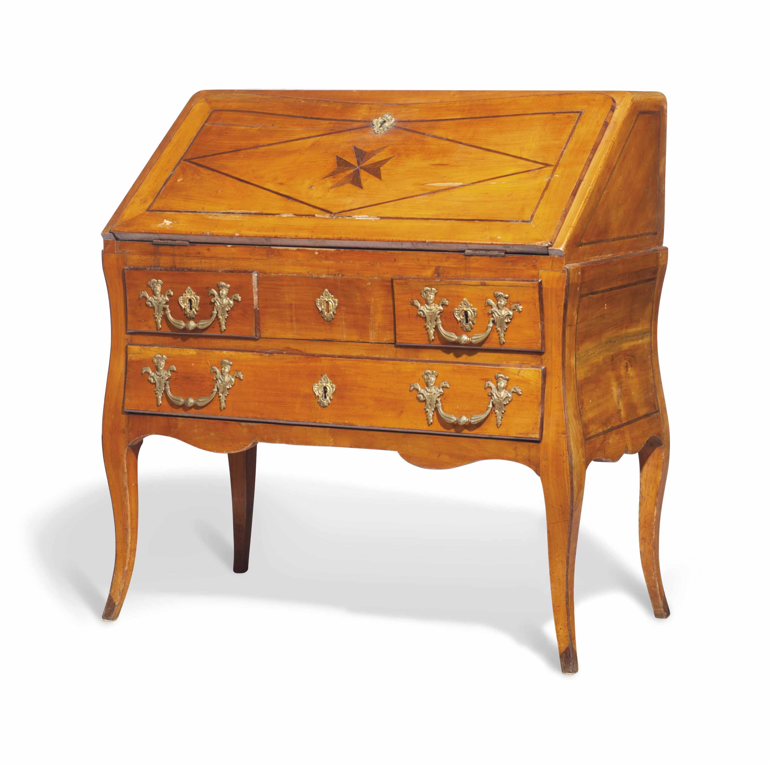 A PROVINCIAL LOUIS XV KINGWOOD