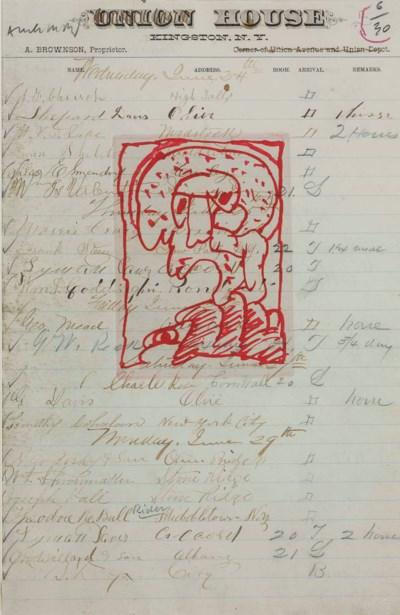 PIERRE ALECHINSKY (B. 1927)