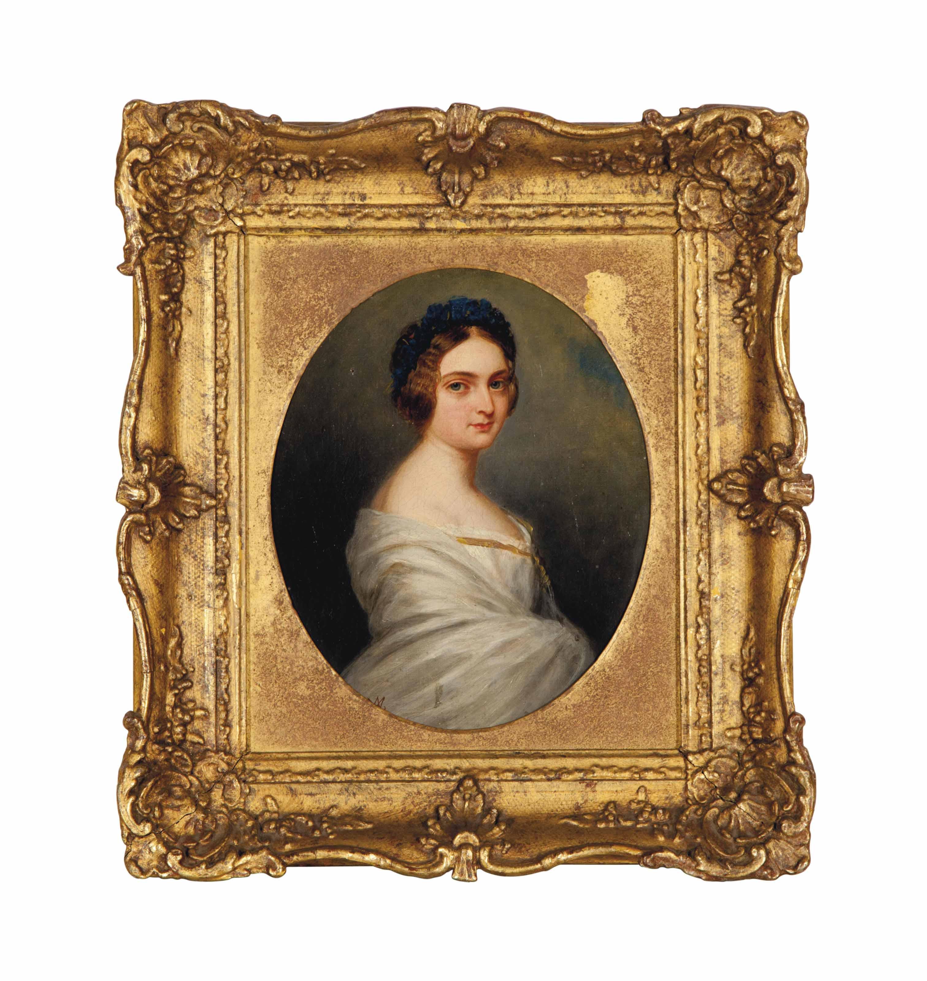 Lady Maria Alford (English, 18