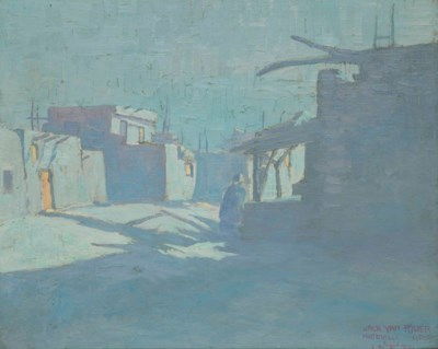 Jack Van Ryder (American, 1898