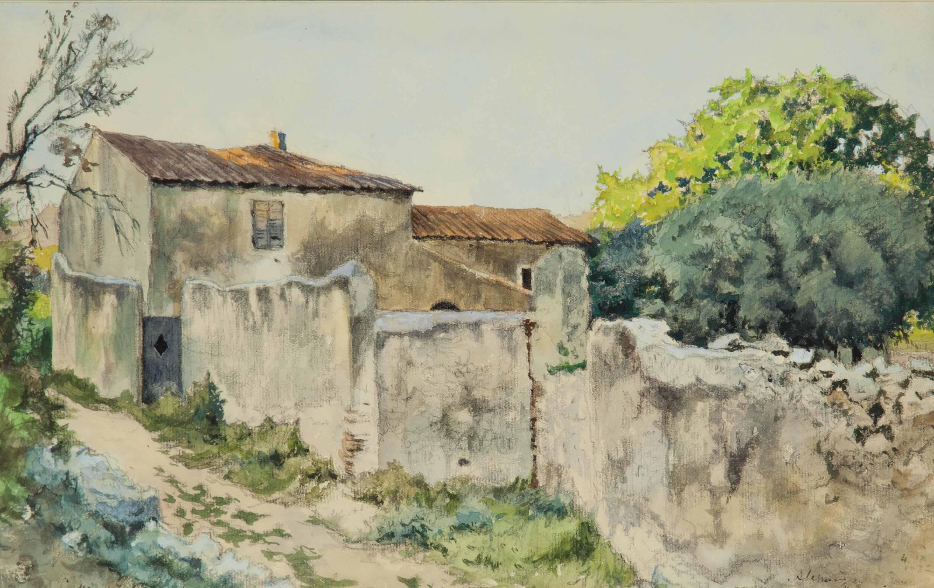 Alexandre Benois (Russian, 187