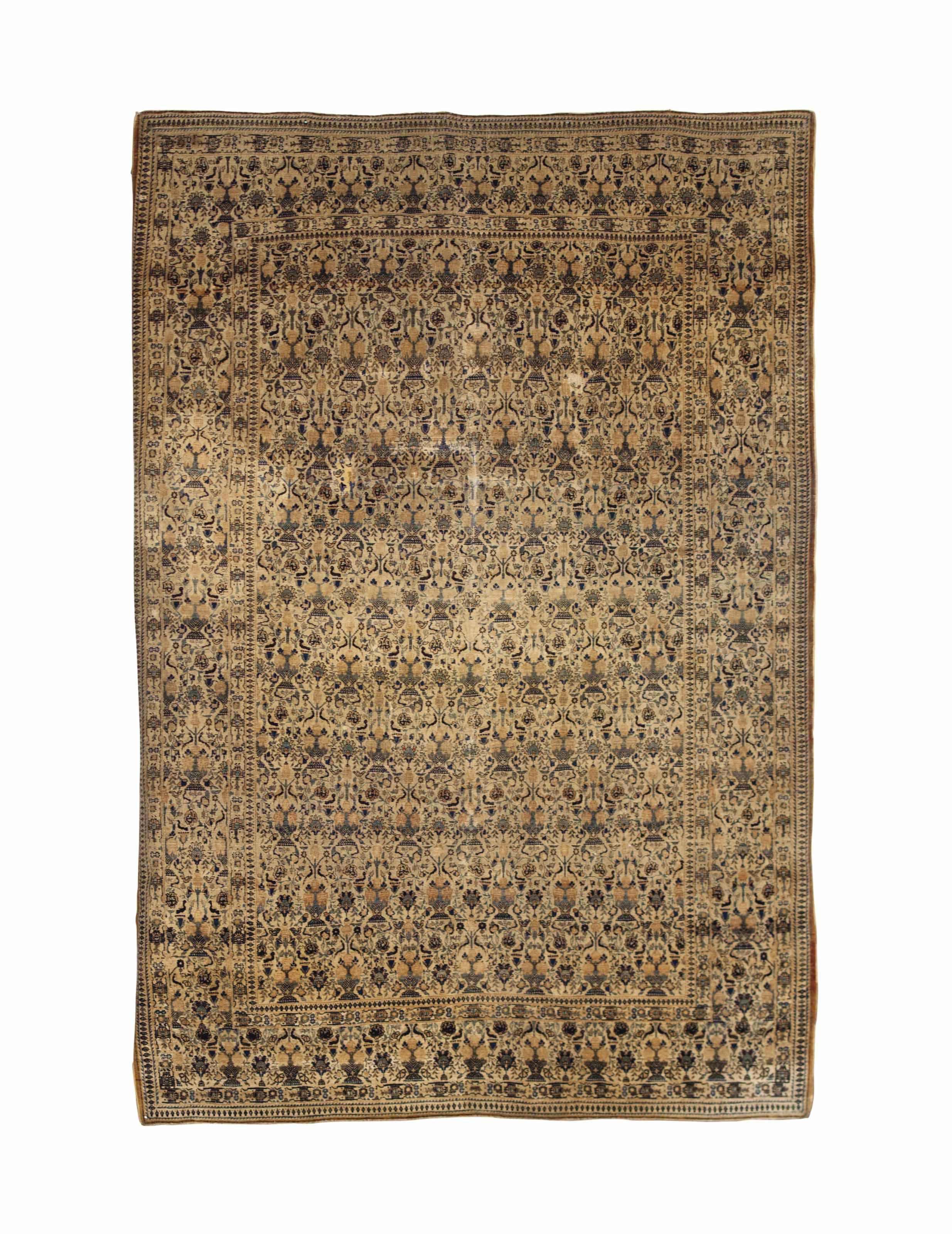 A TEHRAN CARPET,