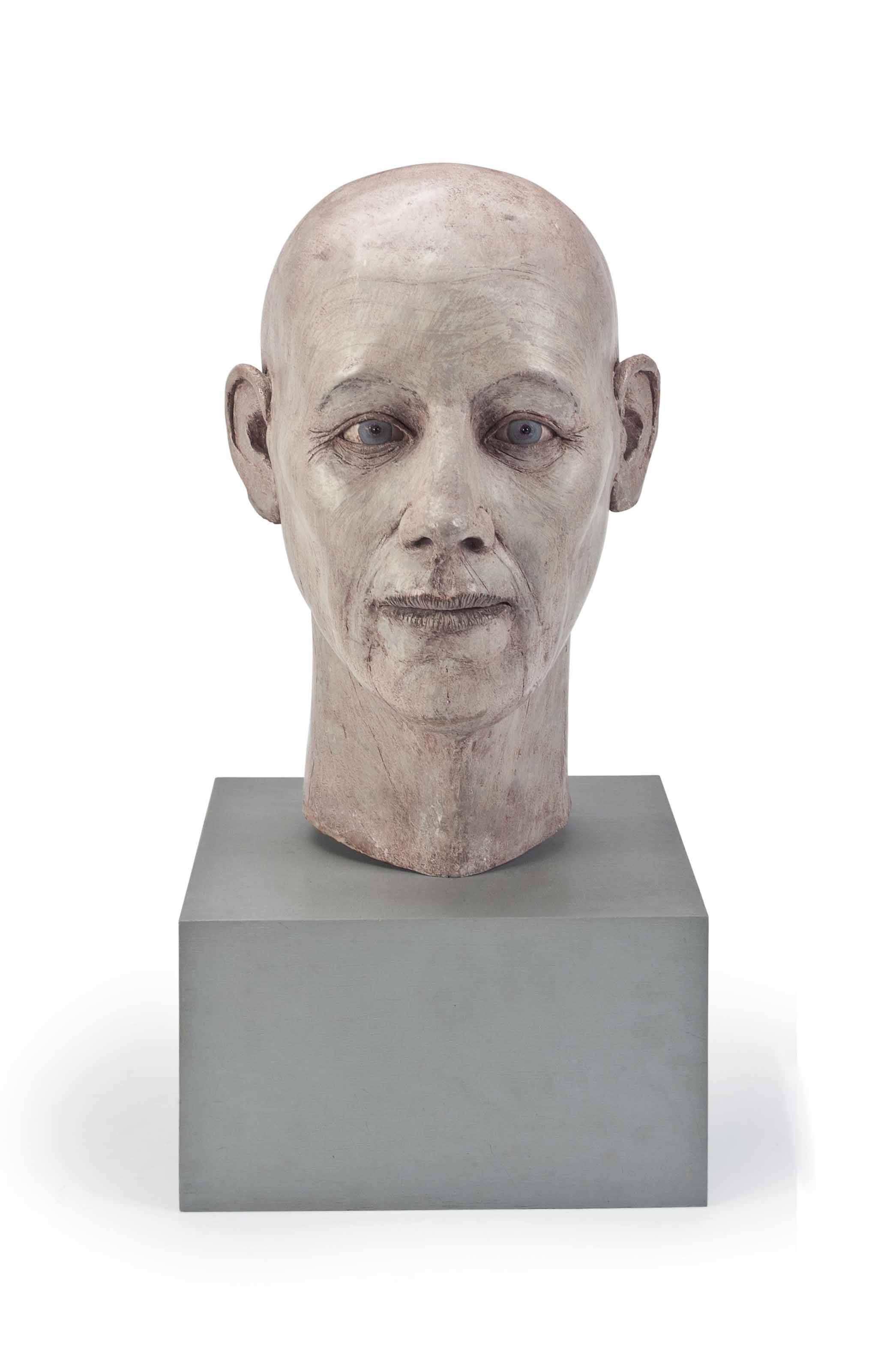 Head (Red/Cream)