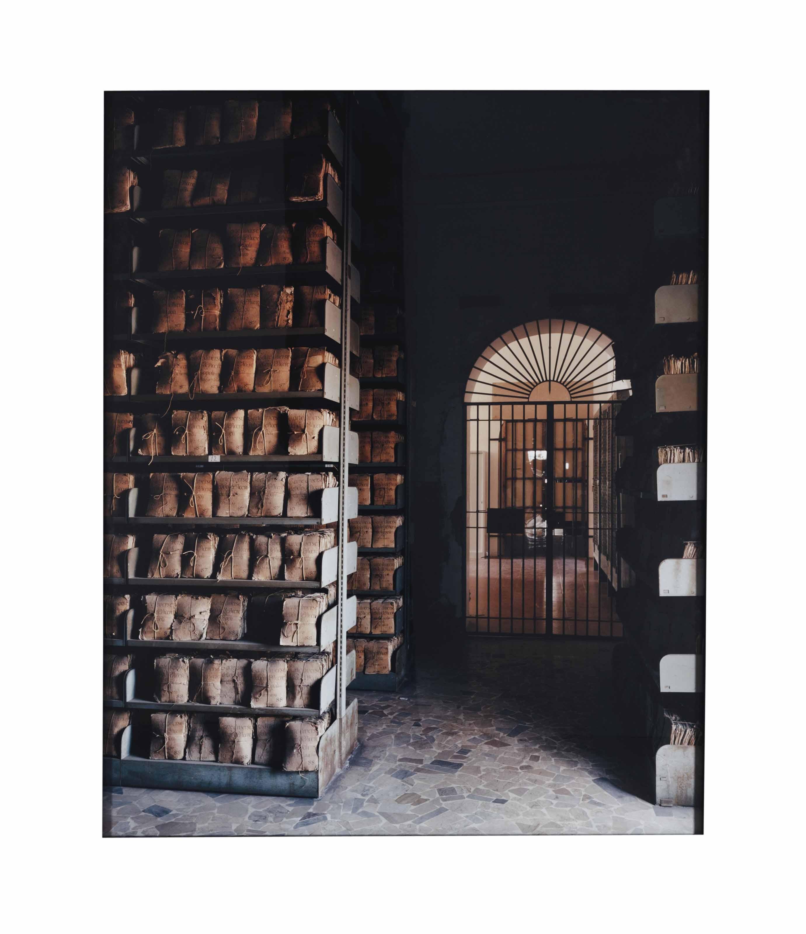 Vincere Archive, Naples No.1, 1997