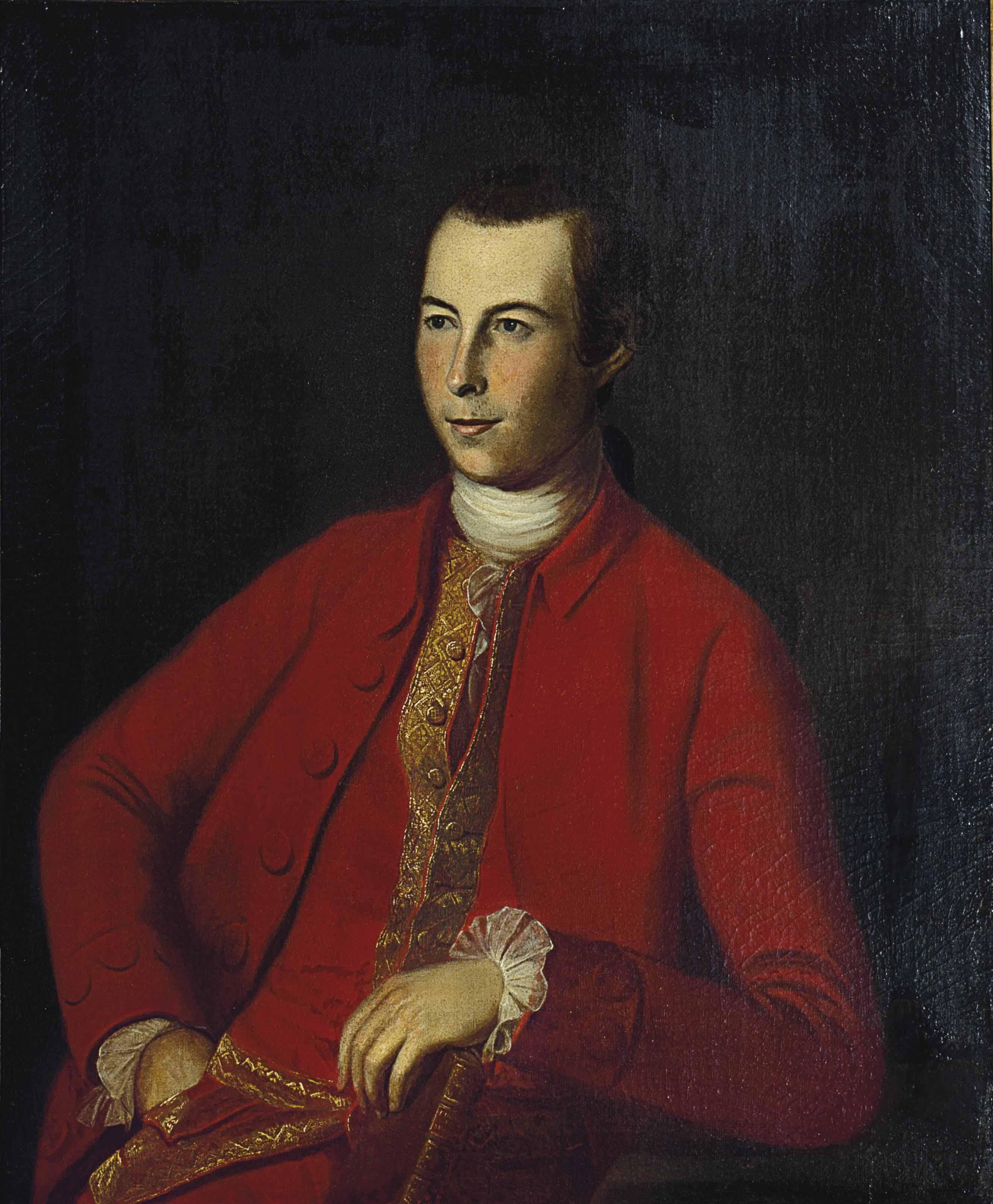 Portrait of Captain John Lewis (1747-1825)