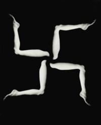 Swastika Legs, c. 1937