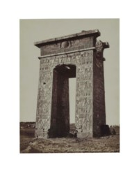 Karnak, Pylône, North Coast, 1880