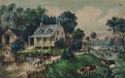 Currier and Ives (Active 1852-