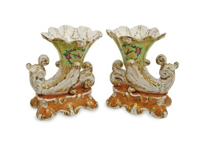 A PAIR OF FRENCH JACOB PETITE-