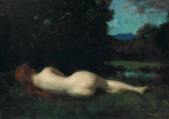 Jean-Jacques Henner (French, 1
