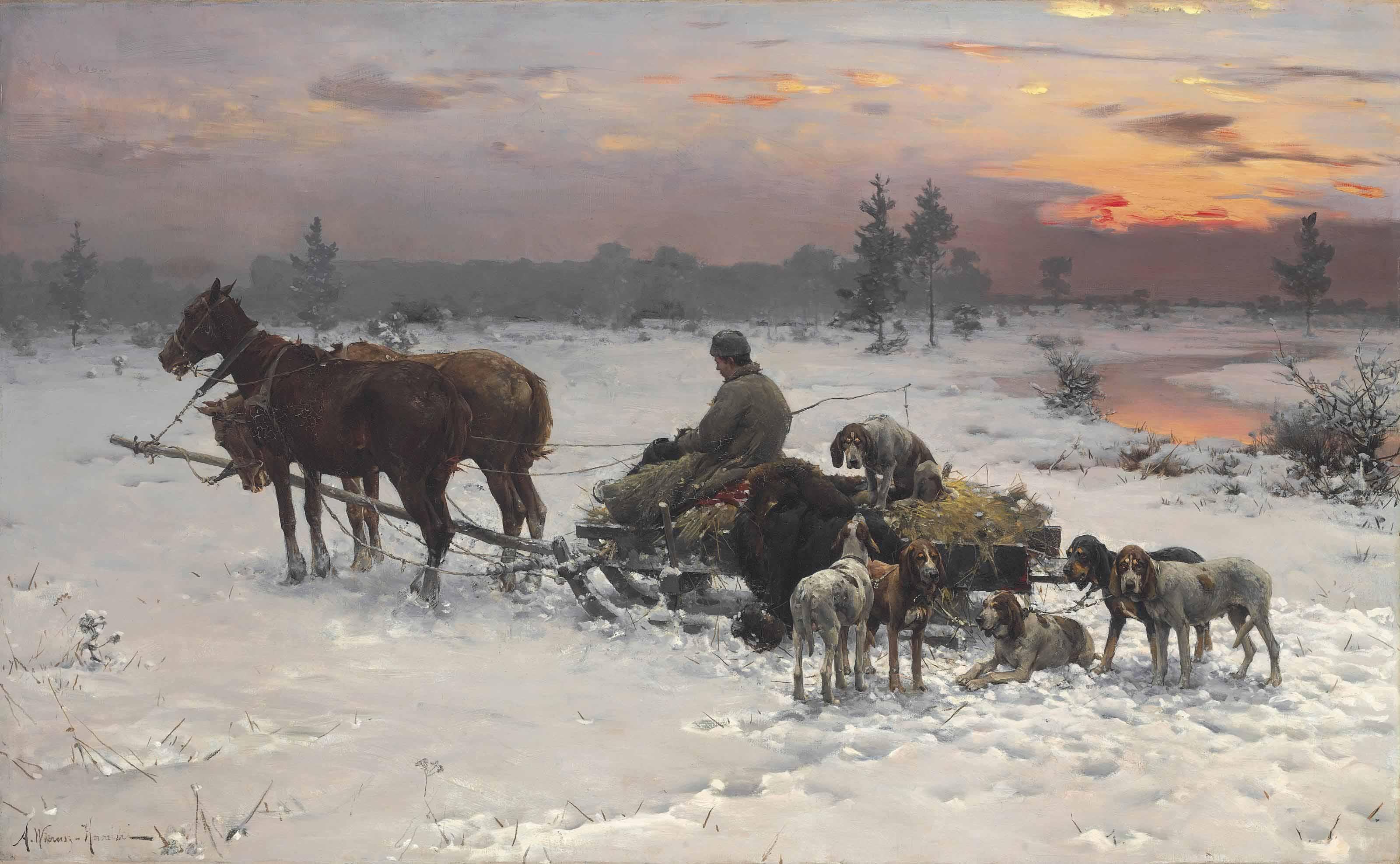 Alfred von Wierusz-Kowalski (P
