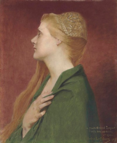Jules Lefebvre (French, 1836-1