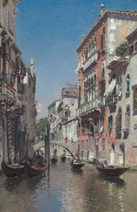 Rio Santa Maria Zobenigo, Venice