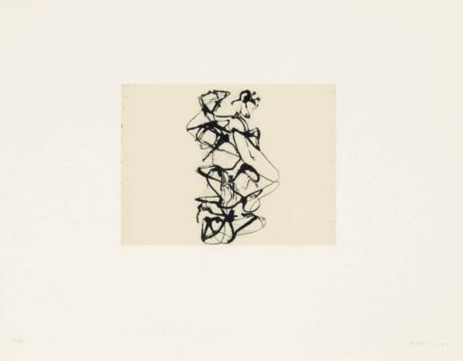 BRICE MARDEN (B. 1938)