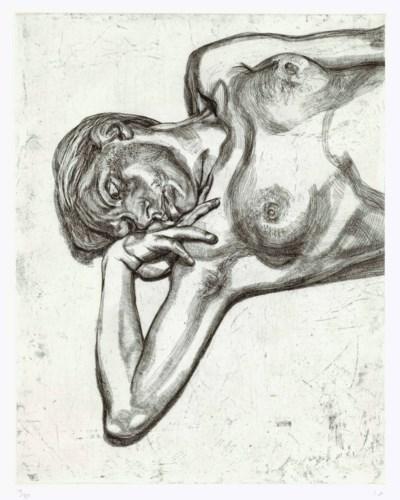 LUCIAN FREUD (1922 - 2011)