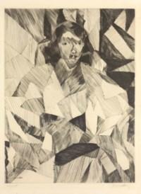 Portrait de Yvonne D. De Face