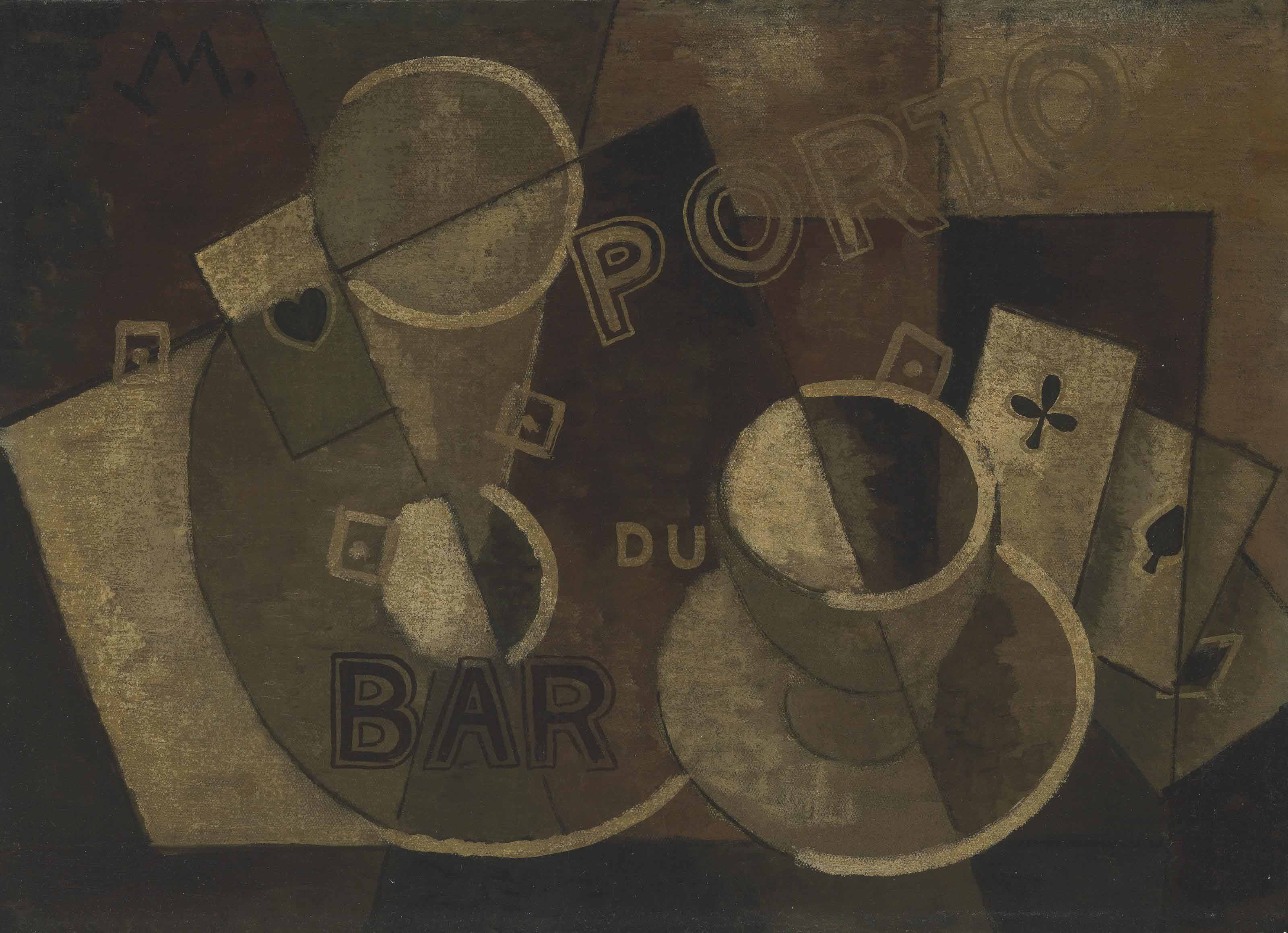 Bar du porto